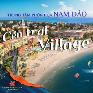 Trung tâm vui chơi Central Village Địa Trung Hải Phú Quốc